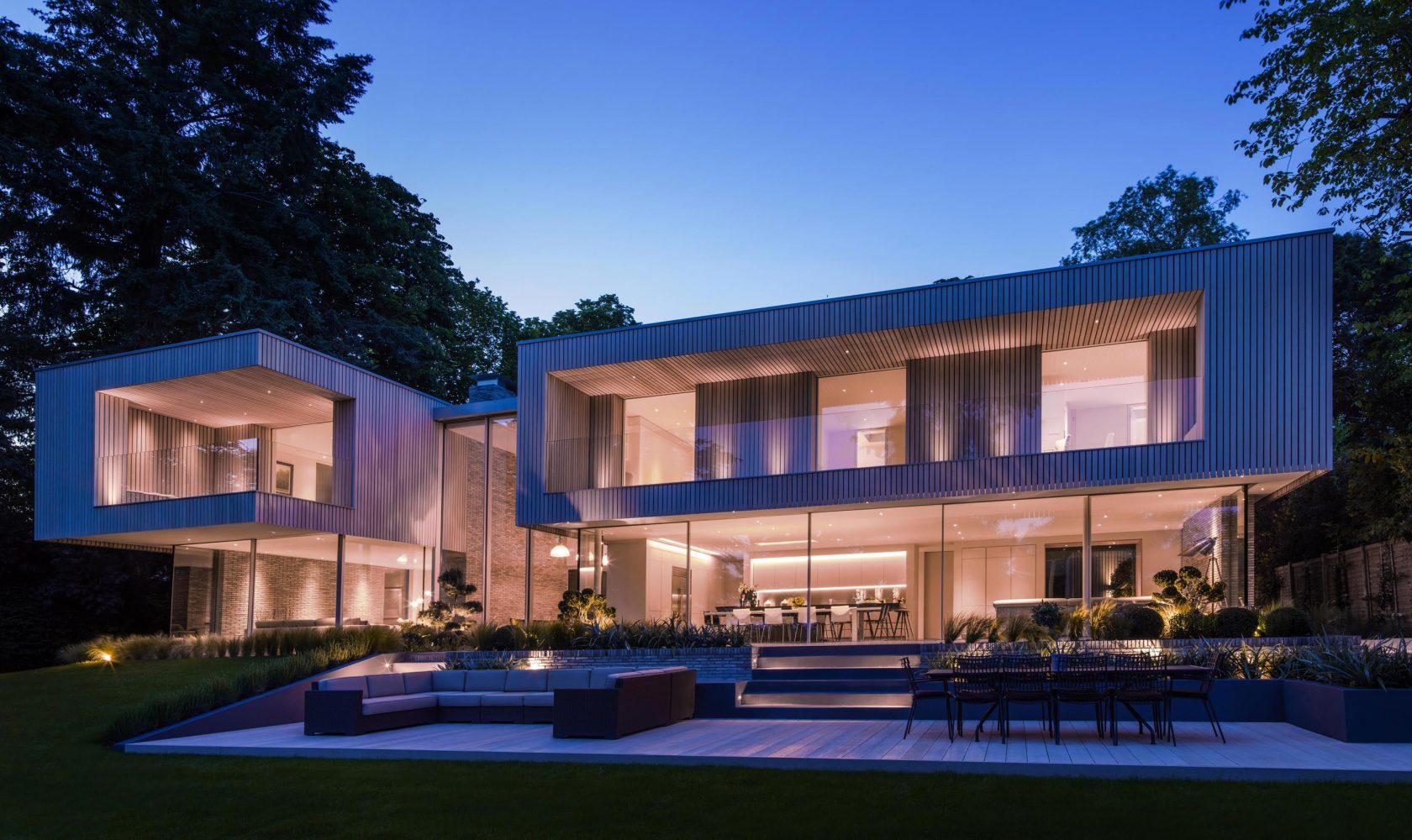 Residential Architects London Luxury Interior Designers Gregory Phillips